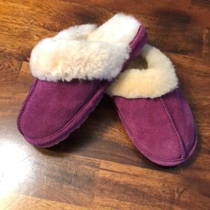 BearPaw kids slippers